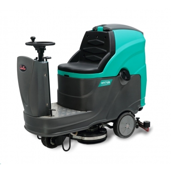 Ride-on scrubber dryer HY75B