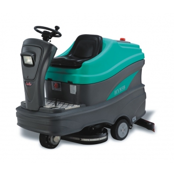 Ride-on scrubber dryer HY85B